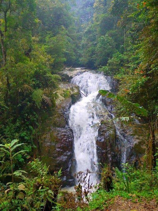 Waterfall in Cameron Highlands, Malaysia