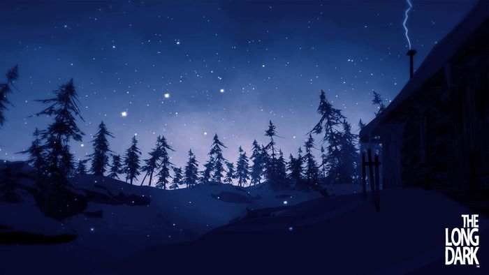 The Long Dark, a first-person post-disaster survival simulation
