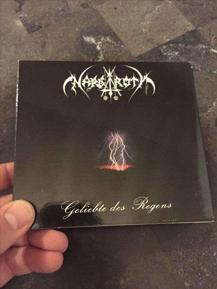 Nargaroth - Geliebte des Regens  Released by No Colours Records