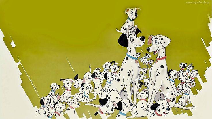Animowany, 101 Dalmatyńczyków