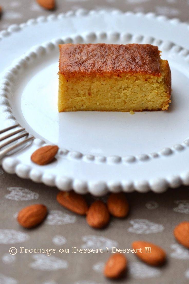 Gâteau frangipane à IG. Recette Ig BasRecette
