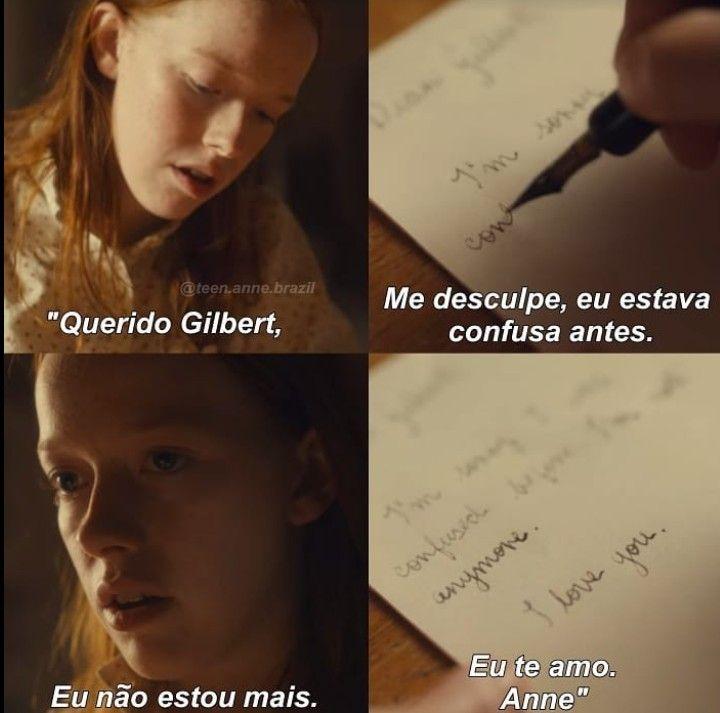 Anne With An E Trechos Em 2020 Series E Filmes Frases De Filmes