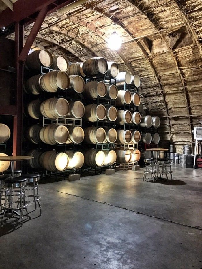 3. Located in downtown Santa Barbara, Carr Vineyards is a quaint winery that produces its wine from locally sourced grapes from Santa Barbara County.