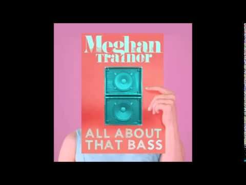 Meghan Trainor - All About That Bass (Clean/Radio Edit) - YouTube