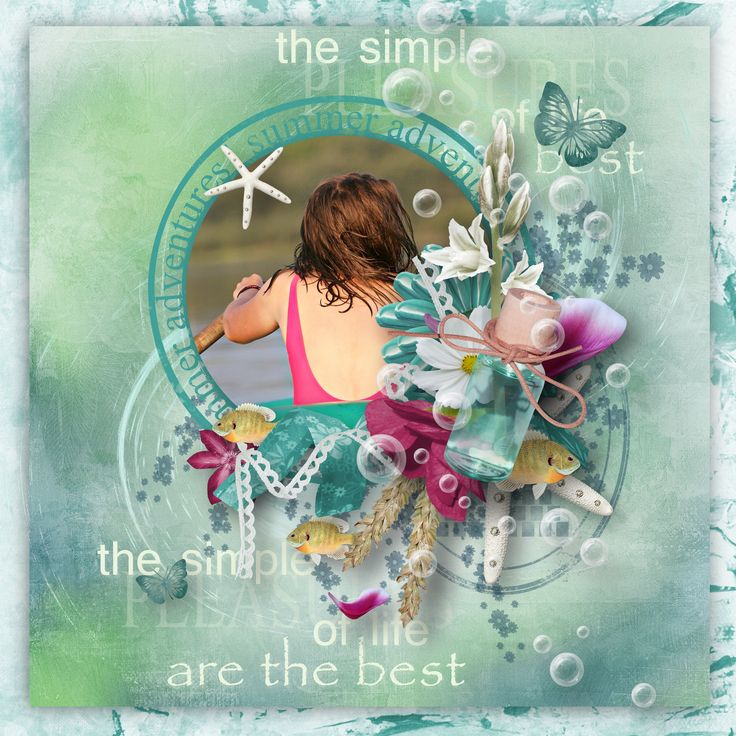 """Summer Splash"" by butterfly Dsign, https://www.digitalscrapbookingstudio.com/digital-art/bundled-deals/summer-splash-bundle-by-butterflydsign/, photo Pixabay"