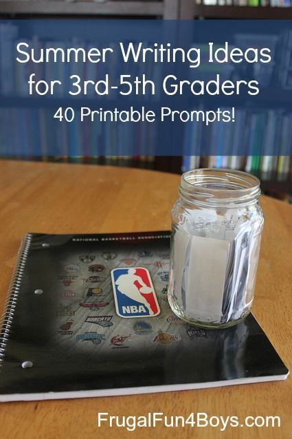 fun creative writing prompts for 5th grade Check out this list of over 100 holiday writing prompts to use for journals, stories and more  prompts called 1,000 creative writing prompts for  fifth grade .