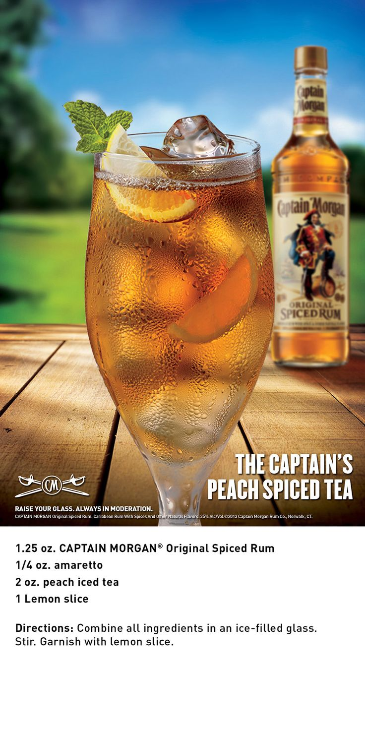 De 25 bedste id er inden for captain morgan drinks p for What goes good with spiced rum