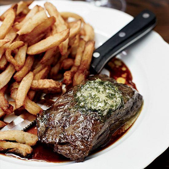 Montreal Pairings: Steak Frites & Red Bordeaux