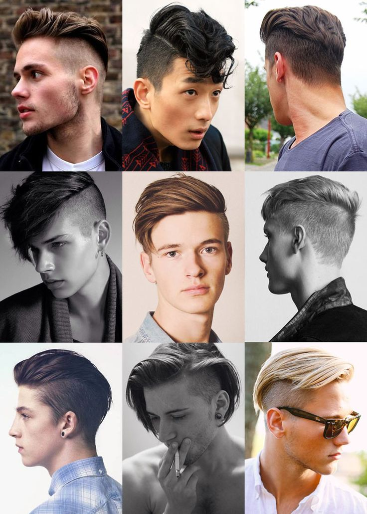 3 Popular Undercut Hairstyles For Men: The Disconnect ...