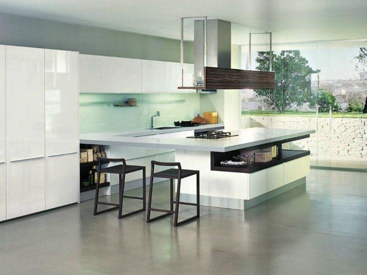 Cucina componibile su misura PROFILO Young Collezione Young by Comprex | design MARCONATO & ZAPPA ARCHITETTI ASSOCIATI
