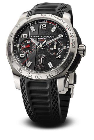 David Yurman Men's Shelby 1000 Men's Watch | DavidYurman.com