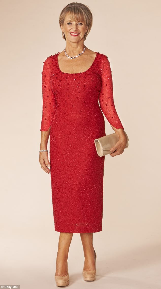The Dress That Can Make Any Middle Aged Woman Look Drop Dead