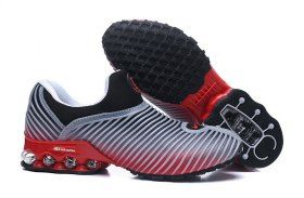 fe6b0013706abe New Style Nke Air Max Plus v 50 Cent Shox Grey Red Black Shox Nz Mens  Athletic Running Shoes Trainers