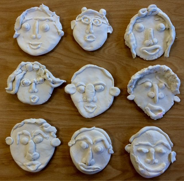 modeling clay projects Learn clay sculpture with professional sculptor chuck oldham at http://www learnsculptureorg learn how to sculpt with modeling clay using simple geometric.