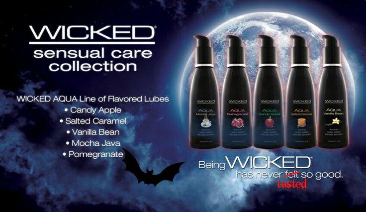 Laadukkaat Wicked tuotteet