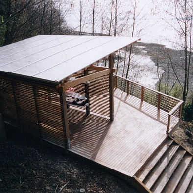 31 best images about kayak storage on pinterest garage for Canoe storage shed