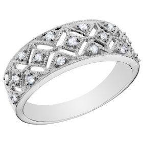 vintage dimond rings