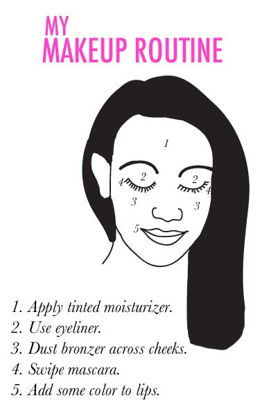 College Prep: My Makeup Routine