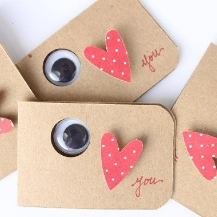 45 best images about Vday – Homemade Valentines Day Cards for School