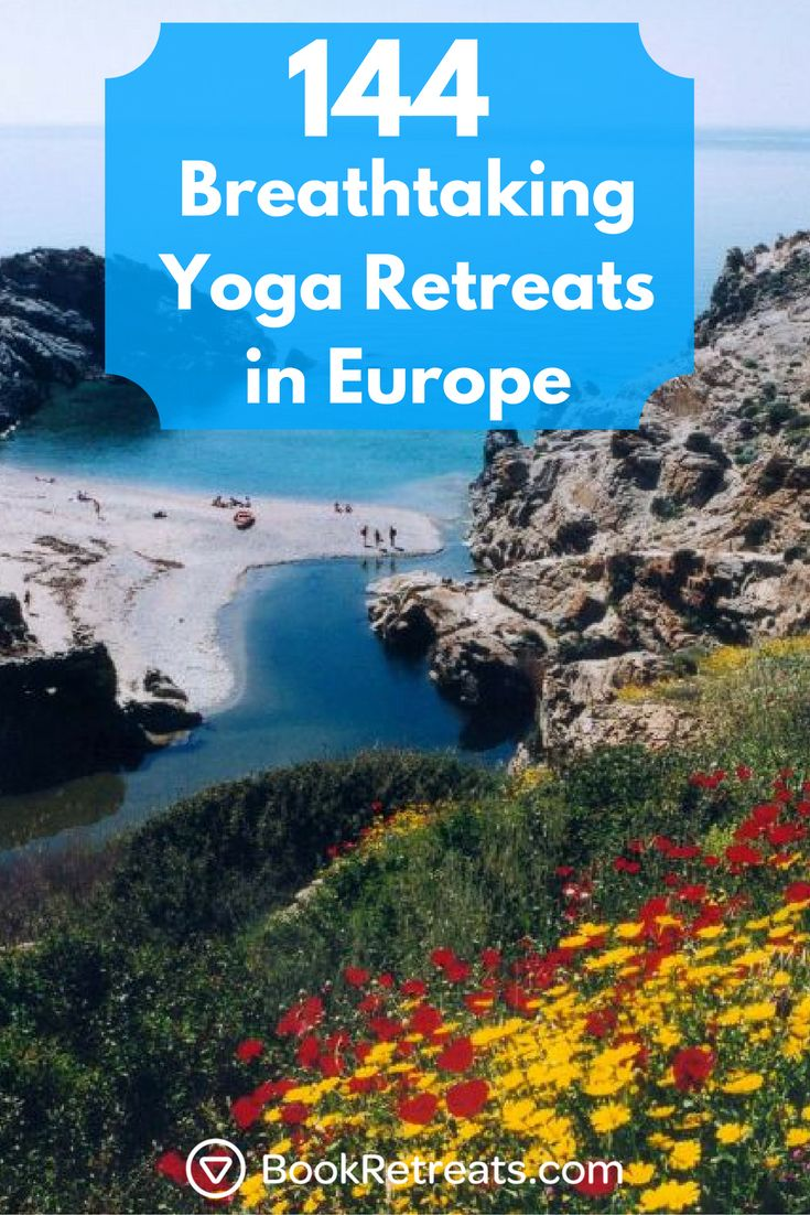 Visit Europe this year and explore all of its best kept secrets Intrigued? Check out the incredible yoga retreats we have lined up for you in Europe this year.  #yogaretreat #europe #travel #yoga #wellness #holiday