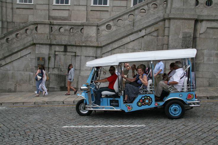 Tuking People, Porto