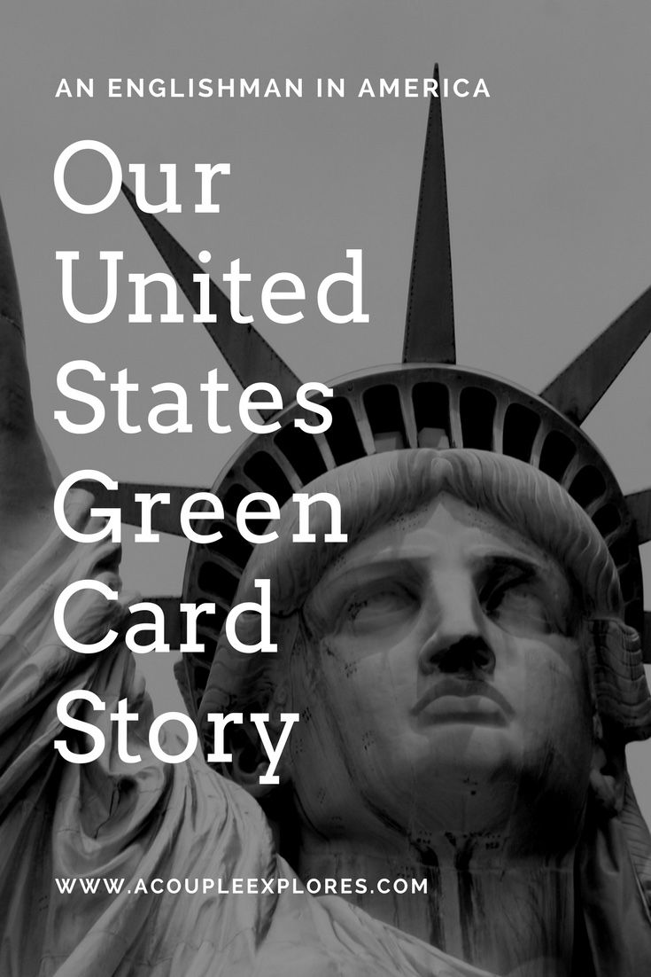 Our United States Green Card Story – A Couple Explores - through the visas and applications and interviews.