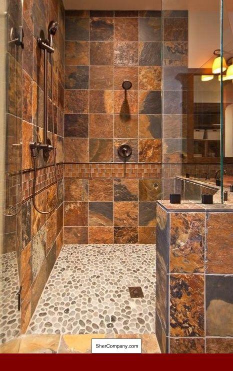 Underlayment Expansion Gap Flooring And Floordesign Rustic Bathrooms Traditional Bathroom