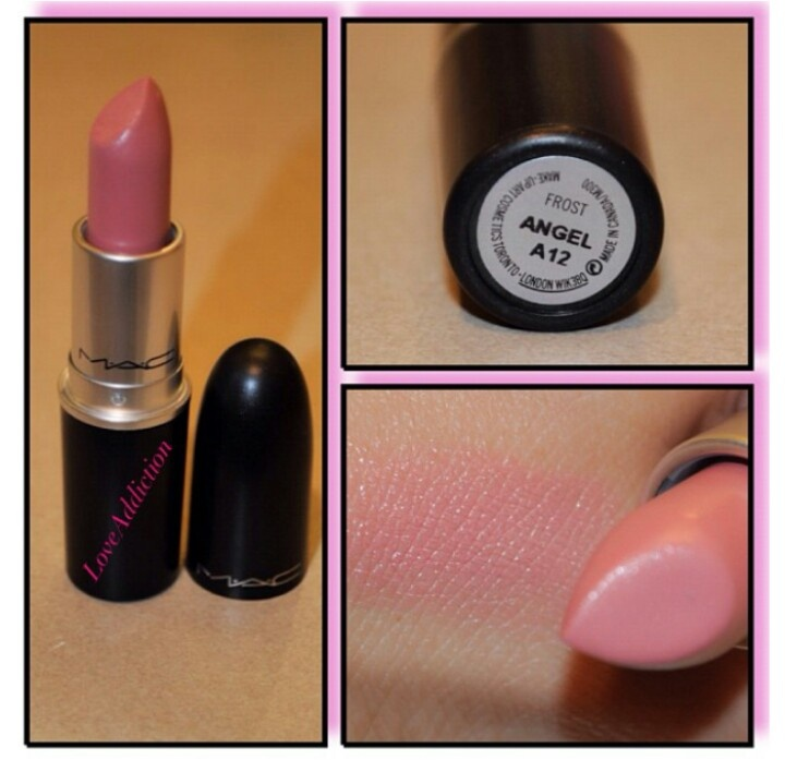 Mac Angel lipstick | Makeup | Pinterest