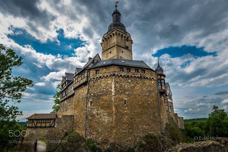 Burg Falkenstein by edelmohr