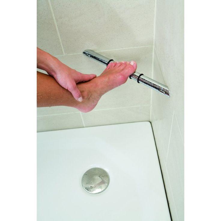 Fußstütze universal für Dusche