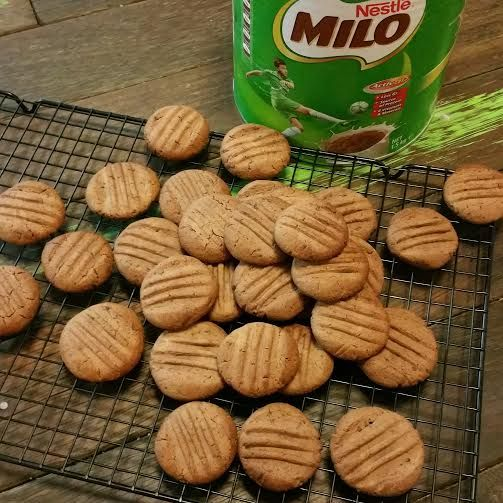 Thermotwinning: Milo Cookies