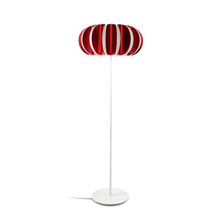 "Red ""Blomma"", WIS Design for LEDS-C4. GROK 2015"