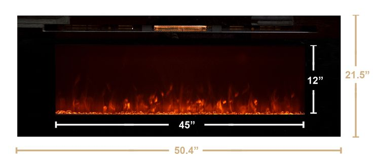 Best 25 Recessed electric fireplace ideas on Pinterest