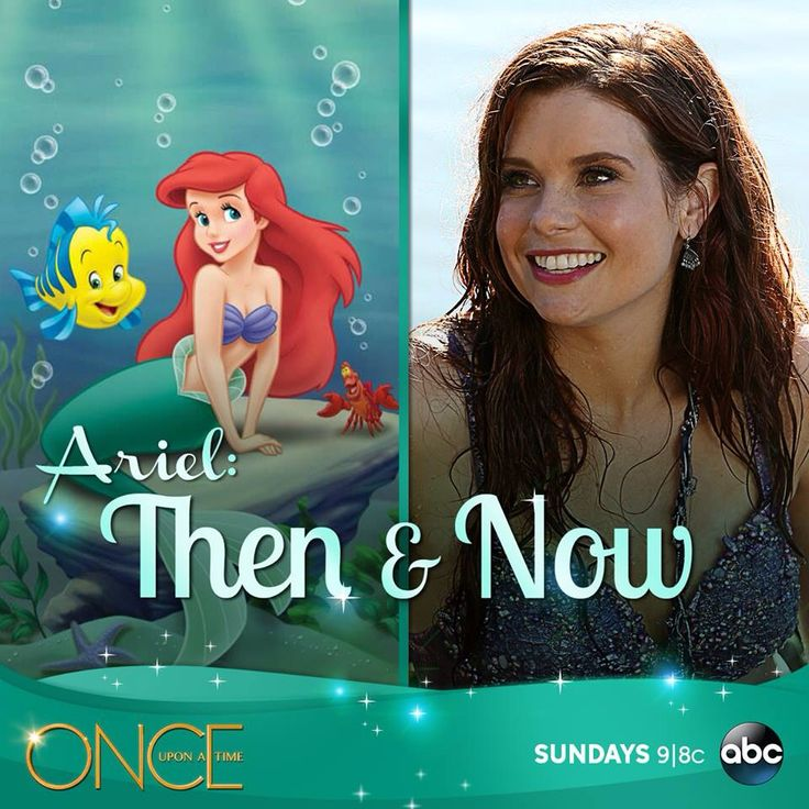 Once Upon a Time - Ariel | Ariel Mermaid | Pinterest ...