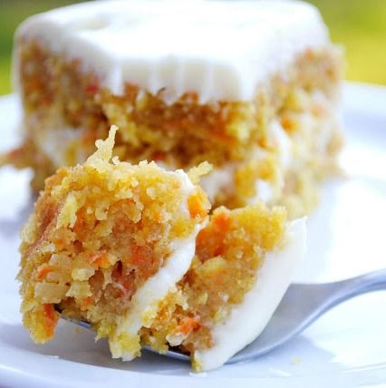 Recipe For Carrot Coconut Cake - Totally to die for! There is a hidden ingredient that is in this cake that maybe should be in the title, but for some reason was left out. That ingredient would be pineapple.