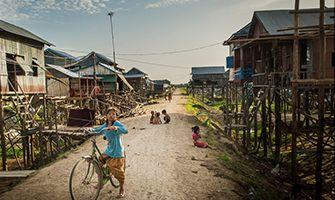 Scoprite tutto quello che riguarda i viaggi in bicicletta in Cambogia!
