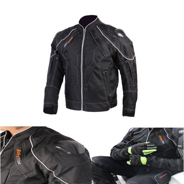 Motocicleta reflexiva jerseys invierno hombres chaquetas bici de carreras de ropa impermeable para pro-bicicleta