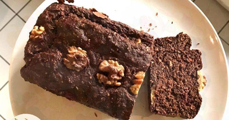 Bizcocho fitness de chocolate, ¡apunta la receta y no te sientas culpable!
