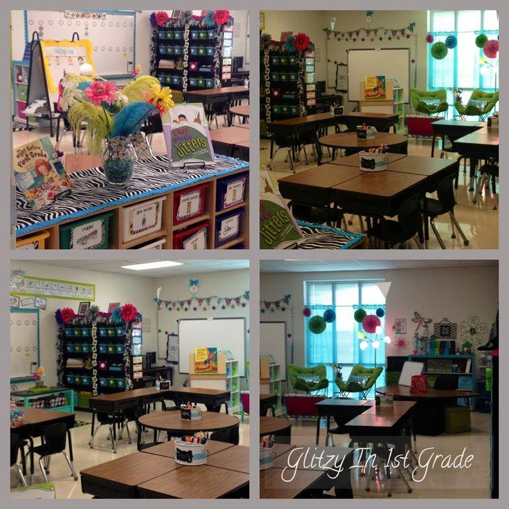 Classroom Decor For Grade 4 ~ Glitzy in st grade classroom decor beth pinterest