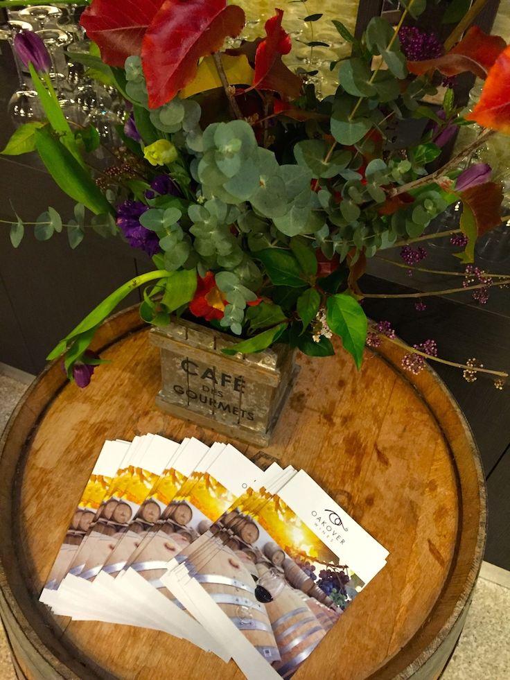 Oakover Wines Launch 2015 Wines