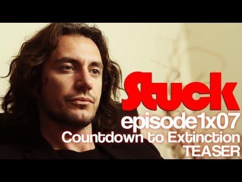 "Teaser for STUCK episode 7 ""Countdown to Extinction""  #stuckwebseries #riccardosardone #webseries"