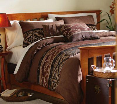 Southwest Microfiber Comforter Set Southwestern Decor