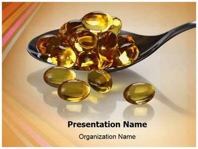 81 best food and beverage powerpoint templates images on pinterest vitamin oil capsules powerpoint template is one of the best powerpoint templates by editabletemplates toneelgroepblik Choice Image