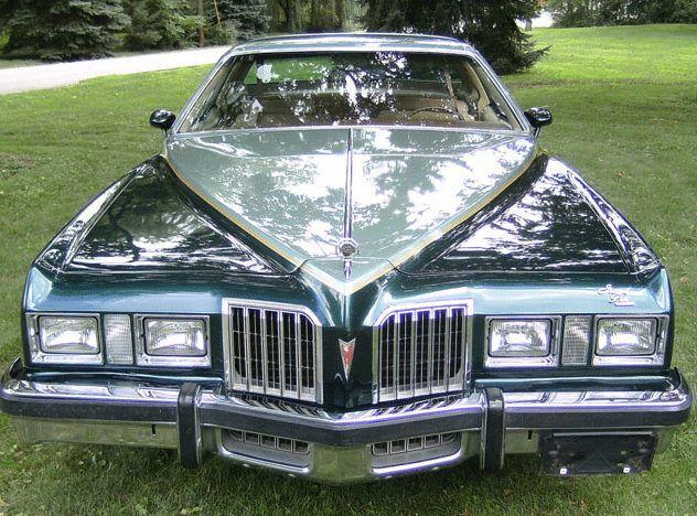 1977 Pontiac Grand Prix LJ - 3