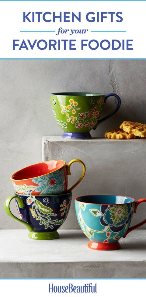 Save these kitchen gifts and follow House Beautiful on Pinterest for more holiday tips.