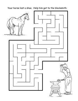 Shoe Maze