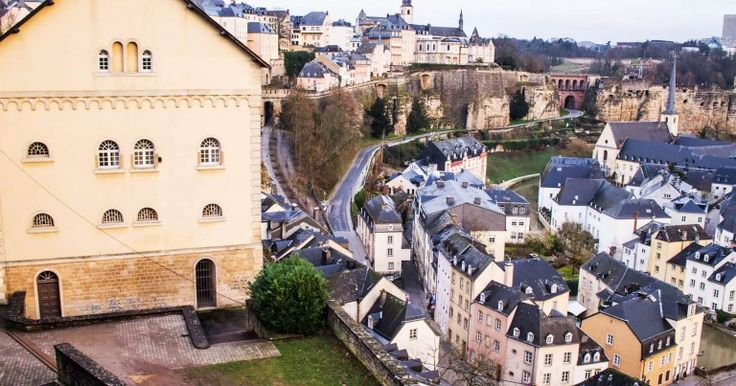 Luxembourg - If they ever need a new location for a Harry Potter shoot then this needs to make the cut. It isn't the cheapest place to visit in Europe for sure, but heading here before summer kicks in should save you a fair bit of dollar.