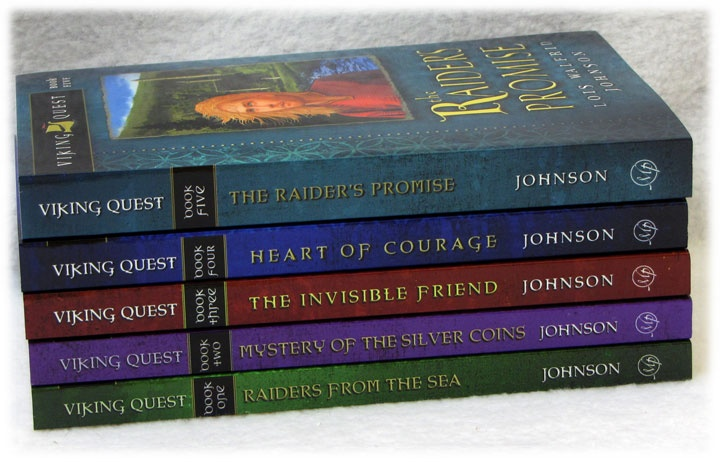 Viking Quest Series by Lois Walfrid Johnson