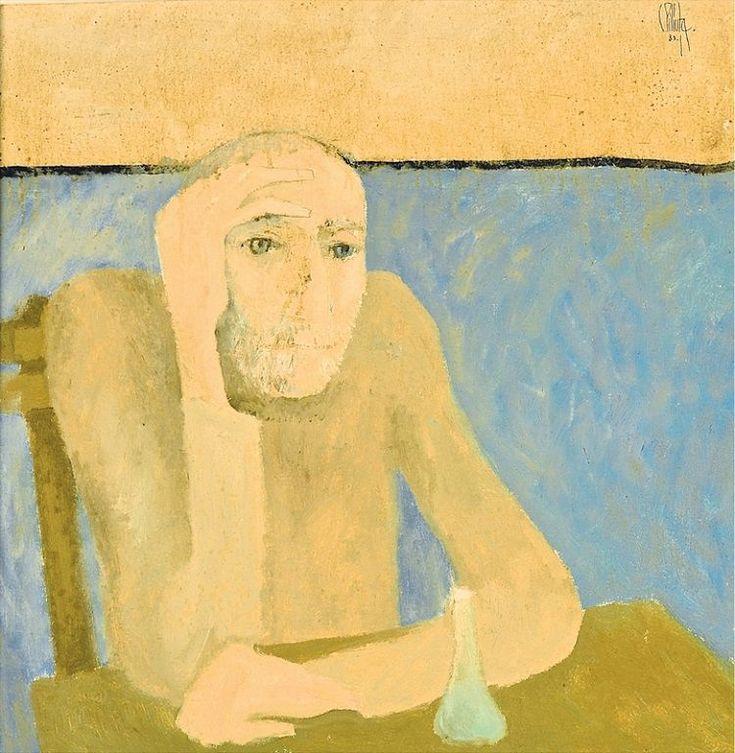 The Philosopher - Constantin Piliuta