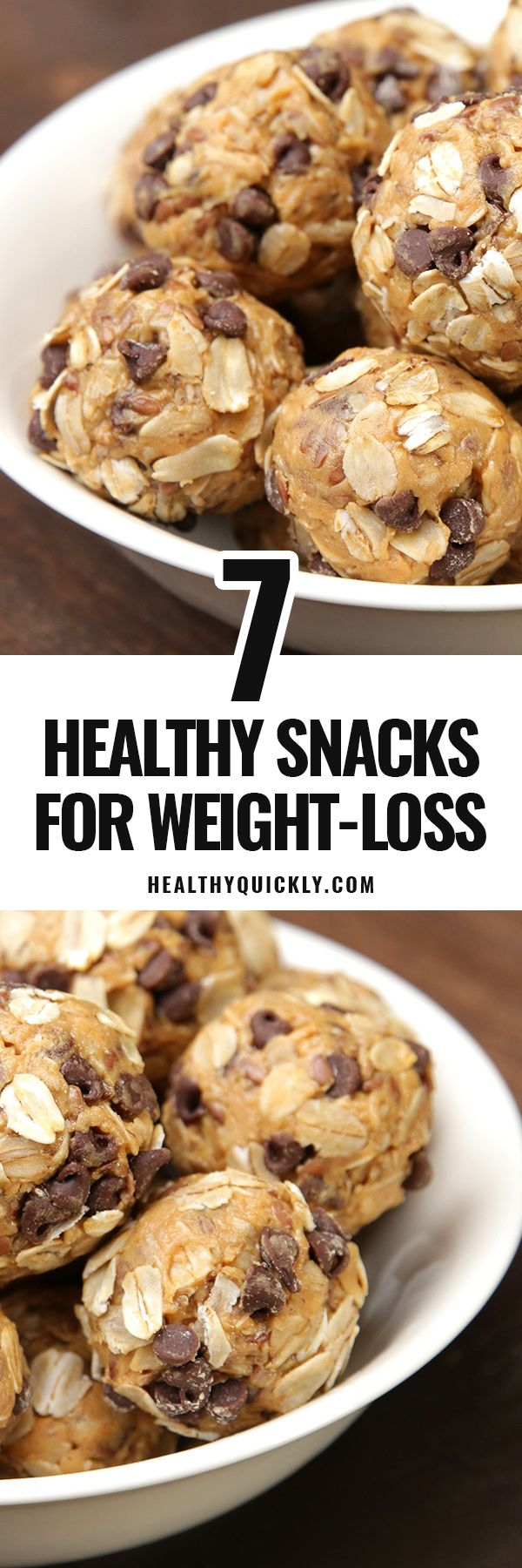 All about healthy snacks for weightloss. Best for clean eating, fat burning and to lose belly. Good for protein and some mostly low carb. Not all are gluten free but they are easy for diet, health and fitness. Includes peanut butter, under 100 calories healthy snacks for weightloss and they are perfect for families and breakfast recipes. Free printable included at website: http://healthyquickly.com/7-healthy-snacks-for-weightloss-easy-delicious